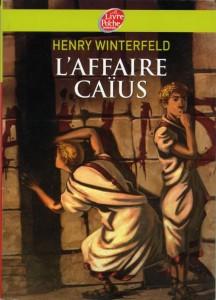 Livres | L'affaire Caïus