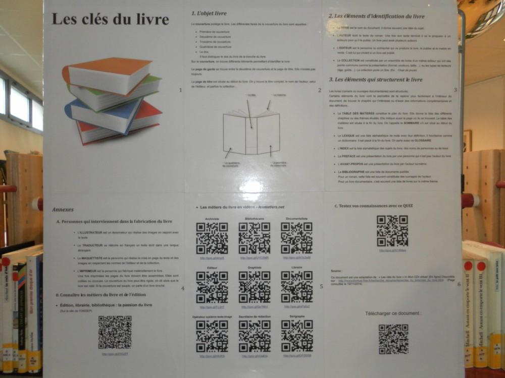 des qr codes au cdicdi web 2 0  u2013 coll u00e8ge capeyron