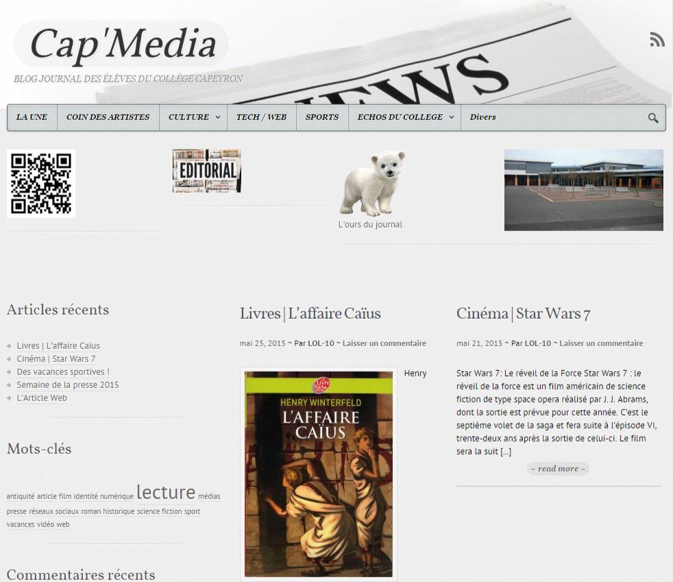 CapMedia-blog-journal-des-eleves-de-Capeyron