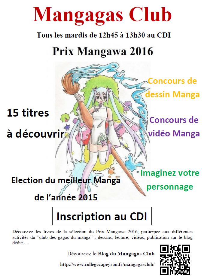 Mangagas-Club-affiche
