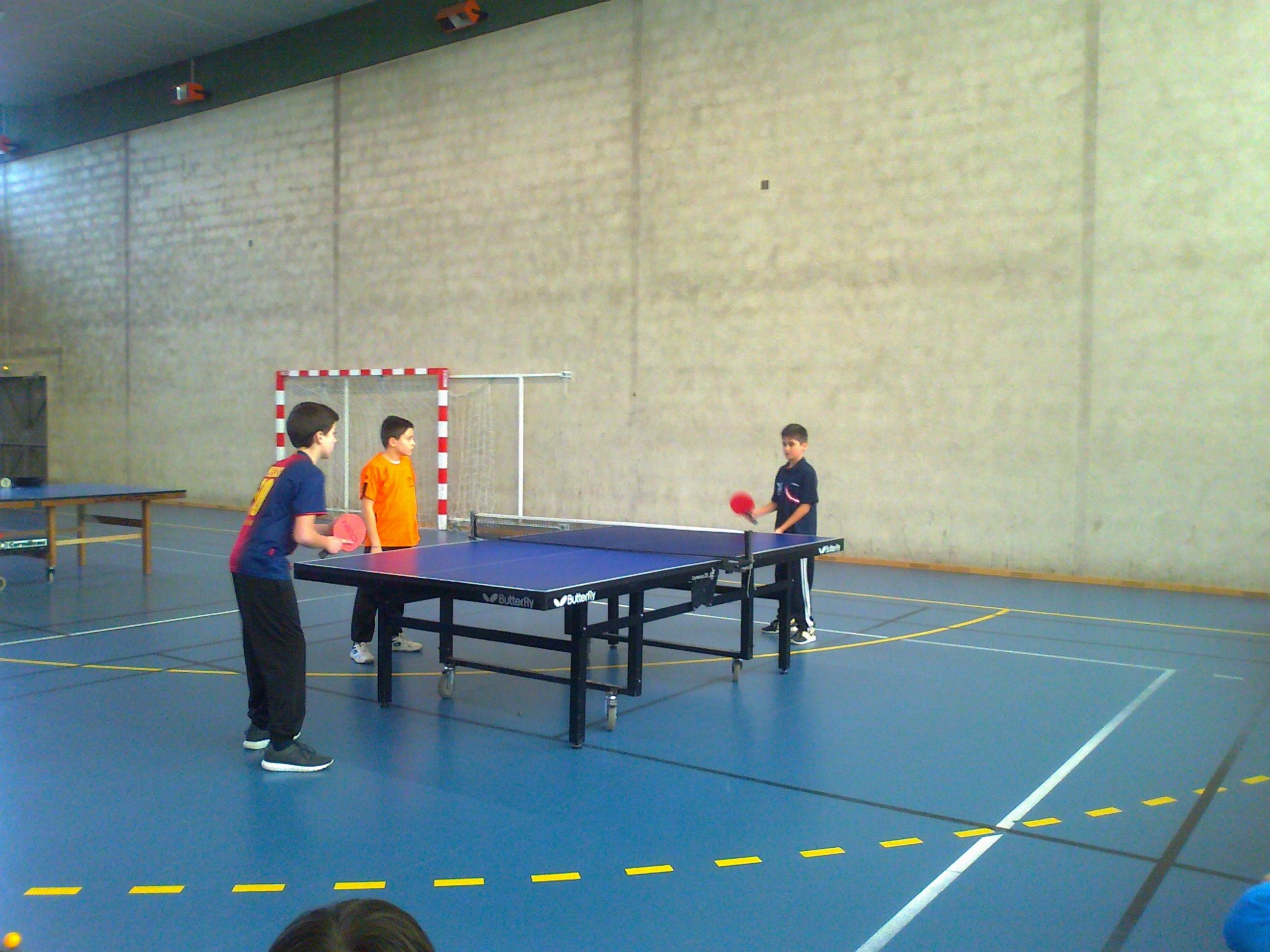 Champion d partemental en tennis de table cap 39 move - Champion de tennis de table ...