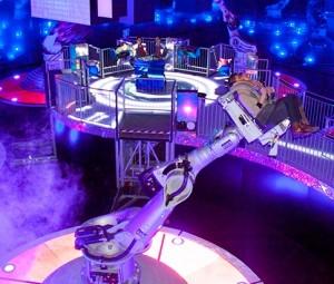 Futuroscope visite des 5e coll ge capeyroncoll ge capeyron - Danse avec robots futuroscope ...